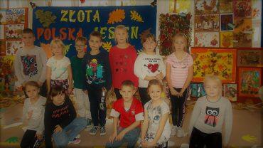 """Konkurs plastyczny – """"Złota Polska Jesień"""""""